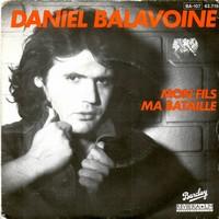 Pochettes de disc de Daniel Balavoine Balavo11