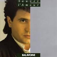 Pochettes de disc de Daniel Balavoine Balavo12