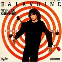 Pochettes de disc de Daniel Balavoine Balavo13