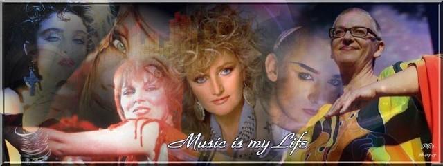 Bannières et photos sur les  chanteurs et chanteuses des années 80 (Créa Pat ) Chante10