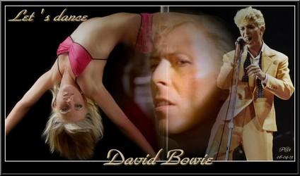 Bannières et photos sur les  chanteurs et chanteuses des années 80 (Créa Pat ) David_10
