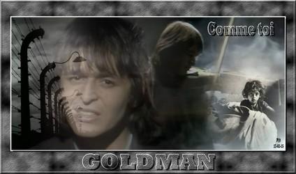Bannières et photos sur les  chanteurs et chanteuses des années 80 (Créa Pat ) Goldma11
