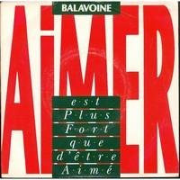 Pochettes de disc de Daniel Balavoine Nalavo10