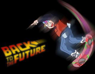 Retour vers le futur (film mythique) Mon coup de coeur Retour18