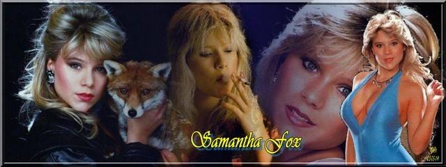 Bannières et photos sur les  chanteurs et chanteuses des années 80 (Créa Pat ) Samant11