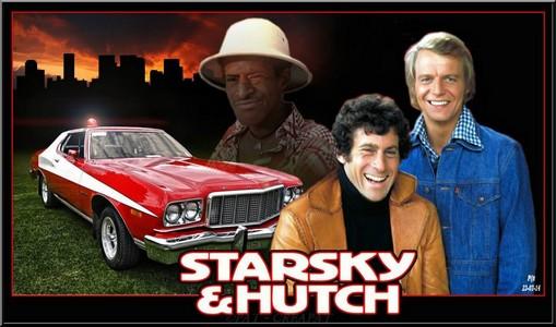Starsky et Hutch 92 épisodes  (et un pilote de 70 minutes) Starsk12