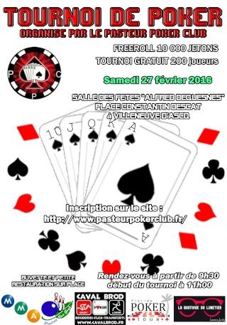Freeroll Pasteur Poker Club - 10.000 Jetons/Rounds de 30m le 27 Février 2015 ! Ppc_to11