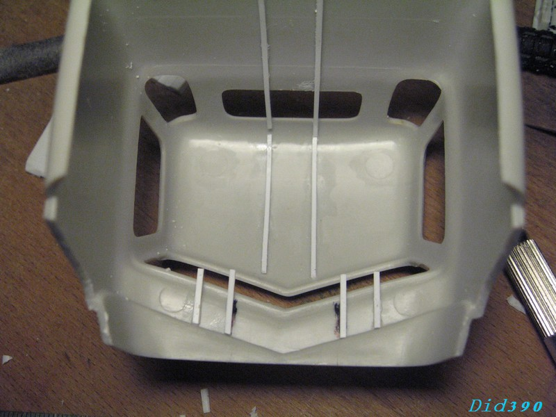"#48 Chevy '47  ""cone's killer"" update du 9 octobre 1011"