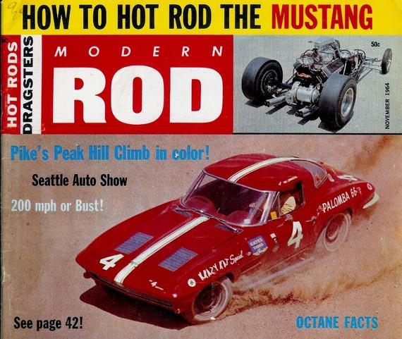 [WIP] Corvette '63 Pat Linvingstone Pikes Peak 1964 1964_p10