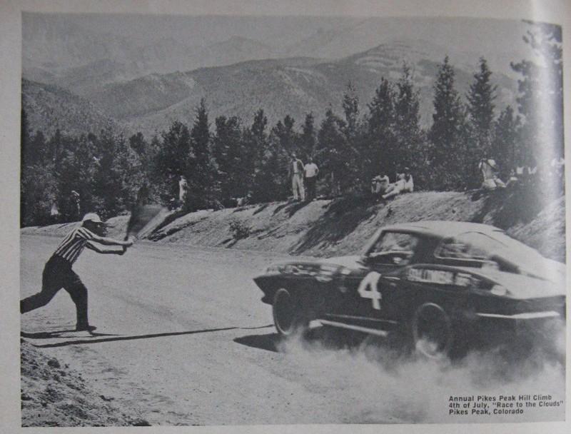 [WIP] Corvette '63 Pat Linvingstone Pikes Peak 1964 1964_r10
