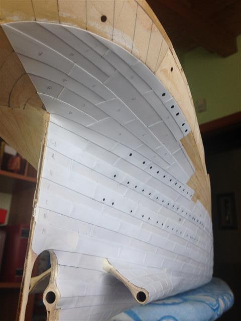 Construction  TITANIC 1/250 de Chez Amati - Page 18 1661510