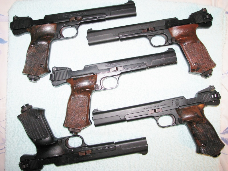 Smith & Wesson 79g/78g, ma p'tite Famille ... Img_0510