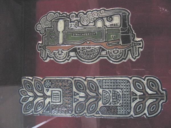 Wall plaques - J.H. Matthews, Surrey 367_7611