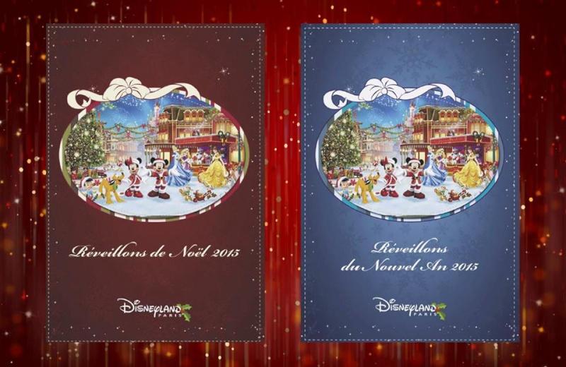 Le Noël Enchanté Disney 2015 (du 7 novembre 2015 au 7 janvier 2016) - Page 35 12400410