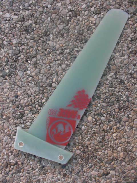 Aileron RRD Race 38 cm Neuf Cimg9010