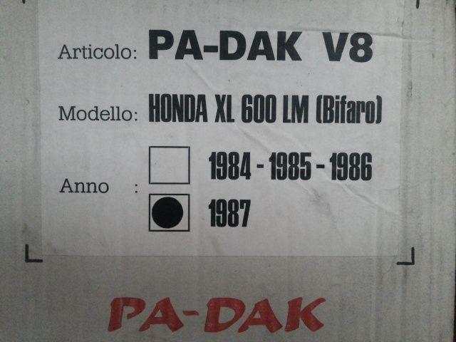 Tête de fourche 600 XLM 20151110