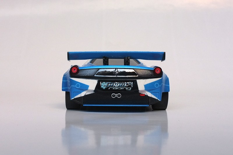 "Ferrari F458 ""SnowRacing"" 00510"