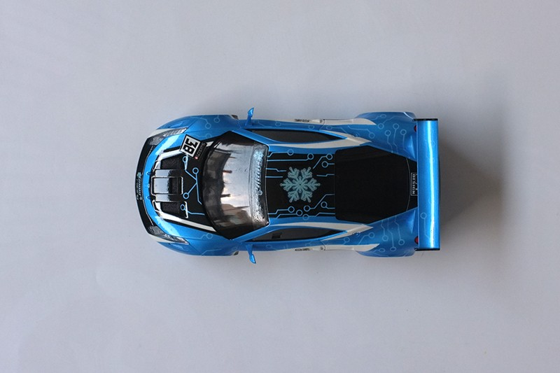 "Ferrari F458 ""SnowRacing"" 00610"
