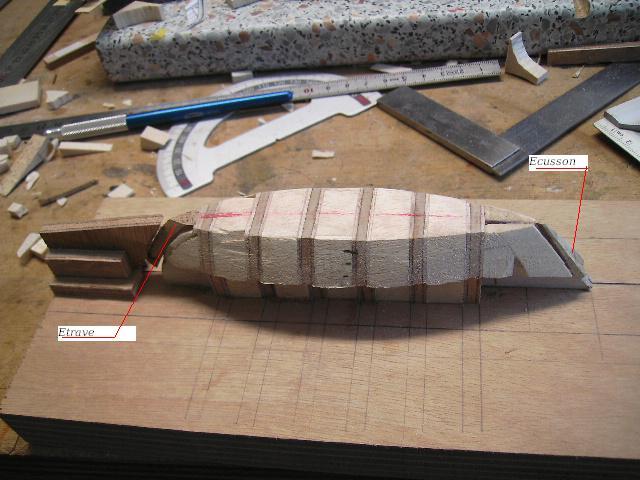 BISQUINE au 1/40 Kit Billing Boats modifié Xavero - Page 4 Bild0012