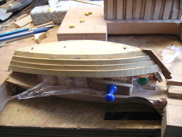BISQUINE au 1/40 Kit Billing Boats modifié Xavero - Page 4 Bild0014