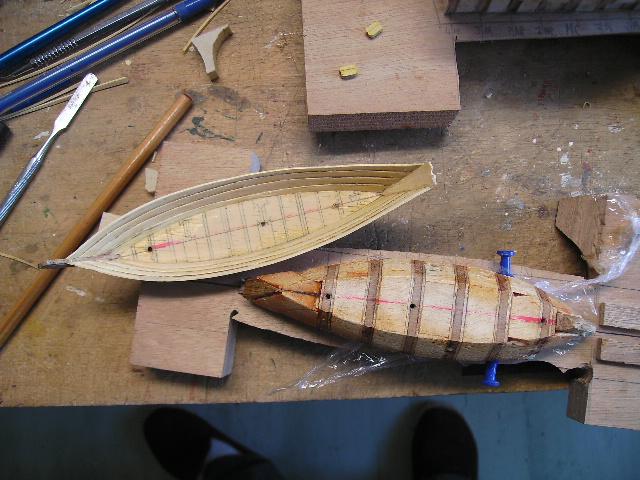 BISQUINE au 1/40 Kit Billing Boats modifié Xavero - Page 4 Bild0015