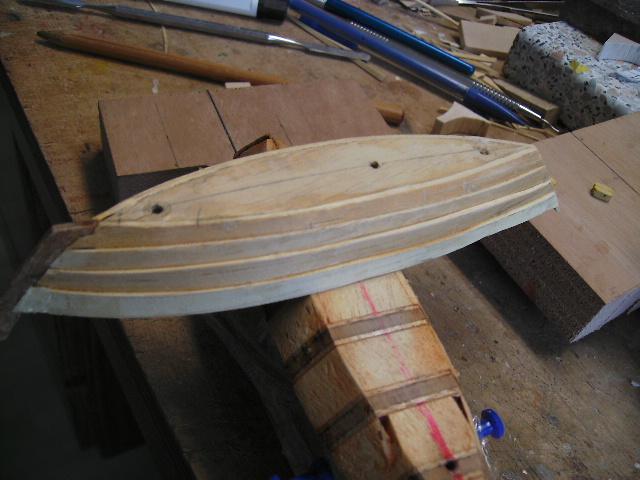 BISQUINE au 1/40 Kit Billing Boats modifié Xavero - Page 4 Bild0016