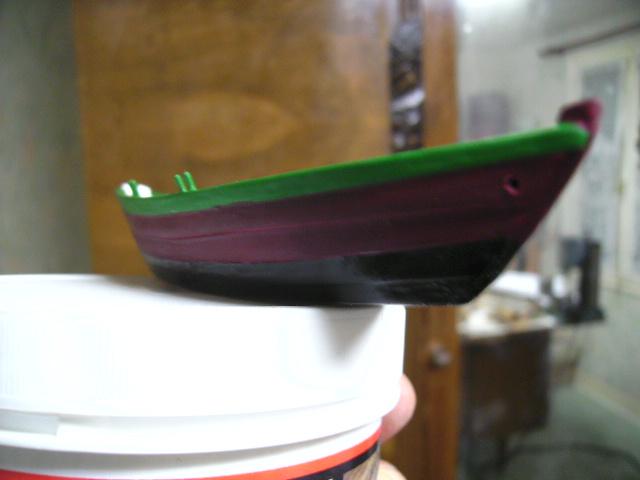 BISQUINE au 1/40 Kit Billing Boats modifié Xavero - Page 4 Bild0027