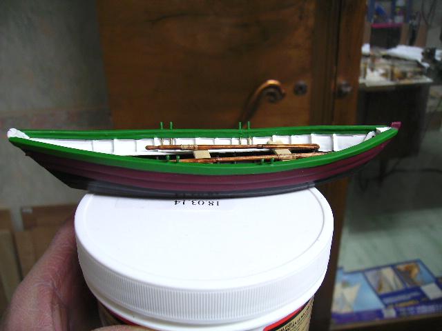 BISQUINE au 1/40 Kit Billing Boats modifié Xavero - Page 4 Bild0029