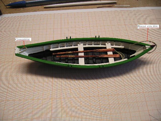 BISQUINE au 1/40 Kit Billing Boats modifié Xavero - Page 4 Bild0030