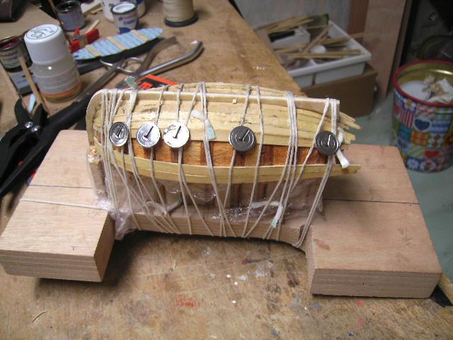 BISQUINE au 1/40 Kit Billing Boats modifié Xavero - Page 4 Bild0035