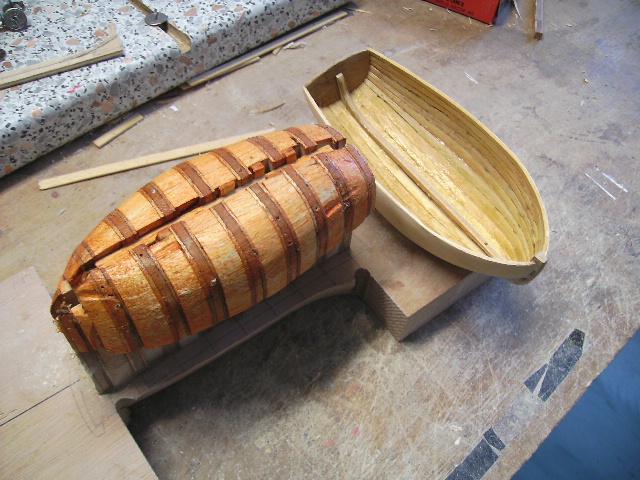 BISQUINE au 1/40 Kit Billing Boats modifié Xavero - Page 4 Bild0036