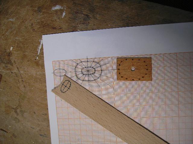 BISQUINE au 1/40 Kit Billing Boats modifié Xavero - Page 5 Bild0037