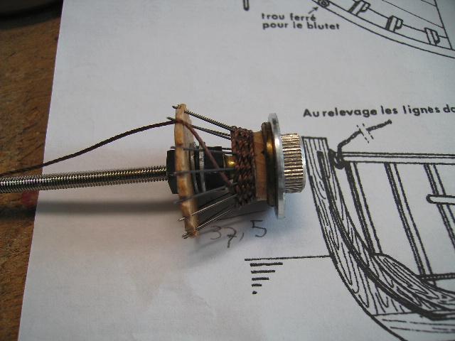 BISQUINE au 1/40 Kit Billing Boats modifié Xavero - Page 5 Bild0044