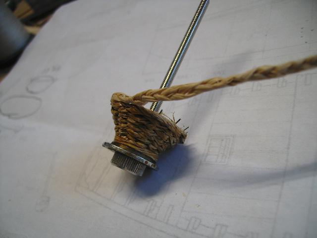 BISQUINE au 1/40 Kit Billing Boats modifié Xavero - Page 5 Bild0052