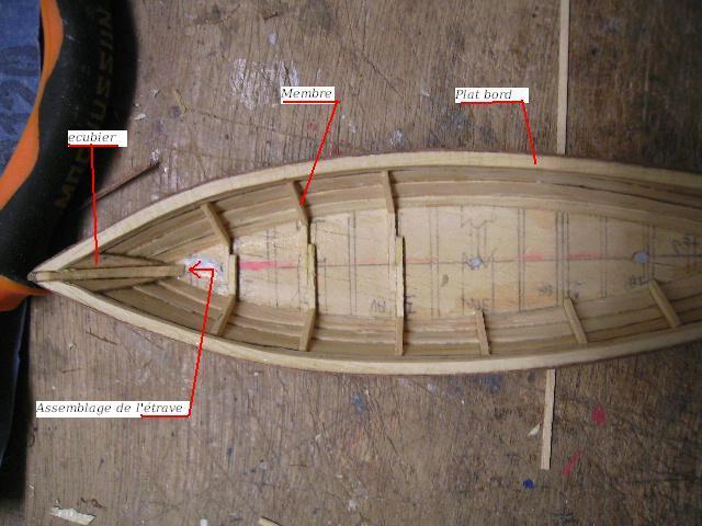 BISQUINE au 1/40 Kit Billing Boats modifié Xavero - Page 4 Bild0111
