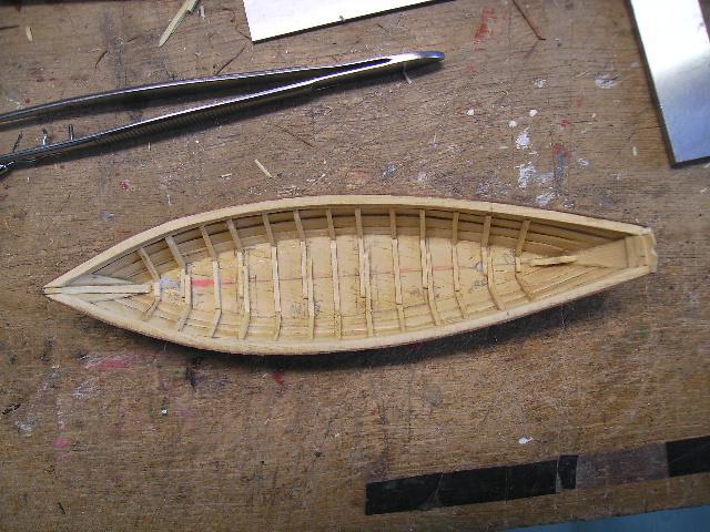 BISQUINE au 1/40 Kit Billing Boats modifié Xavero - Page 4 Bild0113