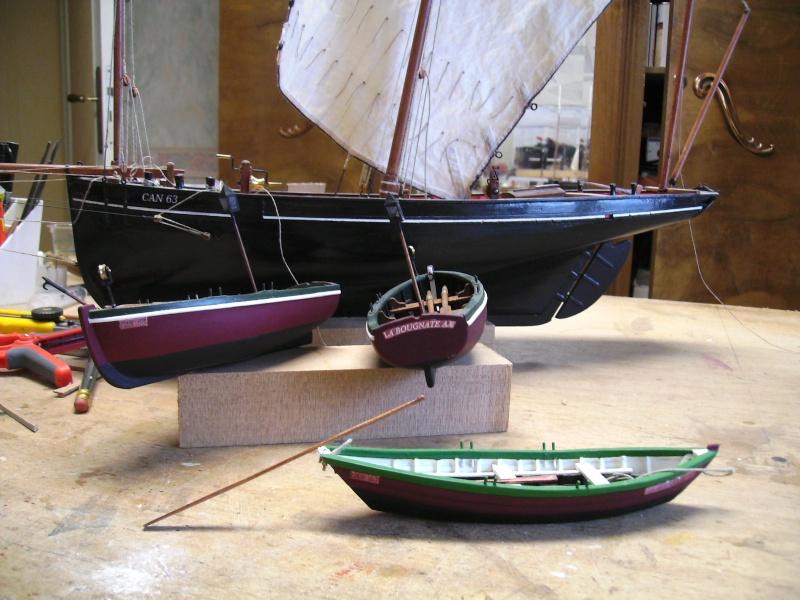 BISQUINE au 1/40 Kit Billing Boats modifié Xavero - Page 4 Bild0213