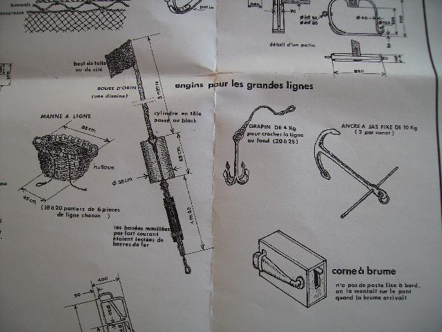 BISQUINE au 1/40 Kit Billing Boats modifié Xavero - Page 5 Bouye_10