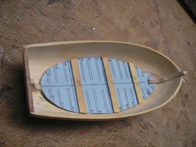 BISQUINE au 1/40 Kit Billing Boats modifié Xavero - Page 4 Canot_20