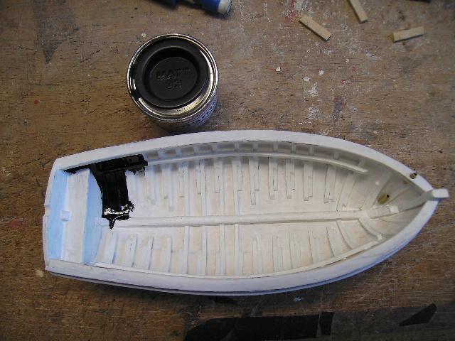 BISQUINE au 1/40 Kit Billing Boats modifié Xavero - Page 4 Canot_24