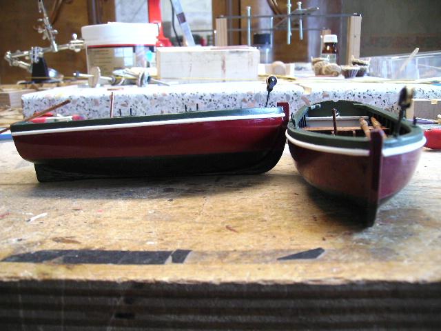BISQUINE au 1/40 Kit Billing Boats modifié Xavero - Page 4 Canot_31