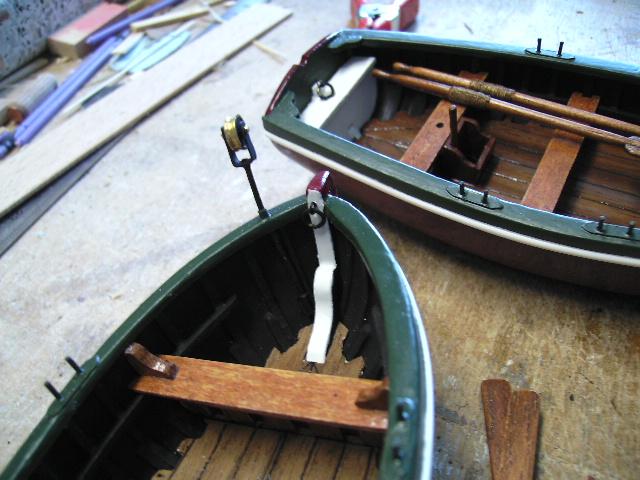 BISQUINE au 1/40 Kit Billing Boats modifié Xavero - Page 4 Canot_33