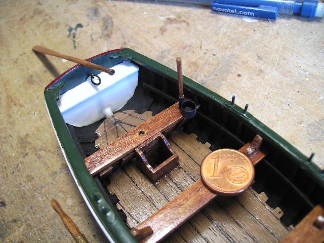 BISQUINE au 1/40 Kit Billing Boats modifié Xavero - Page 4 Canot_34