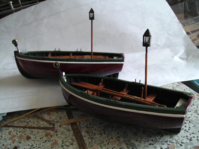 BISQUINE au 1/40 Kit Billing Boats modifié Xavero - Page 5 Fanal710