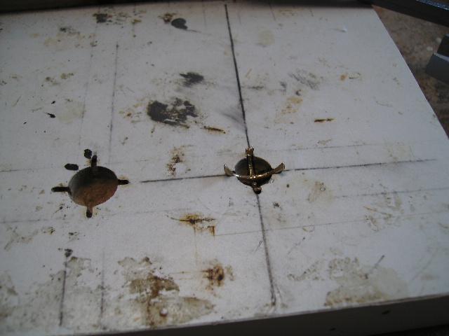 BISQUINE au 1/40 Kit Billing Boats modifié Xavero - Page 5 Grappi12