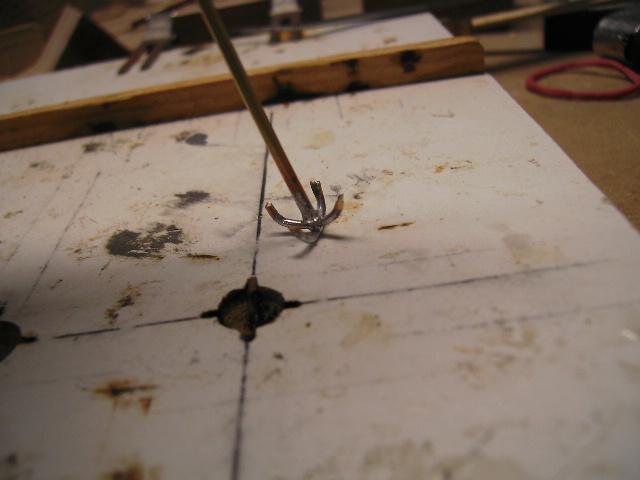 BISQUINE au 1/40 Kit Billing Boats modifié Xavero - Page 5 Grappi14