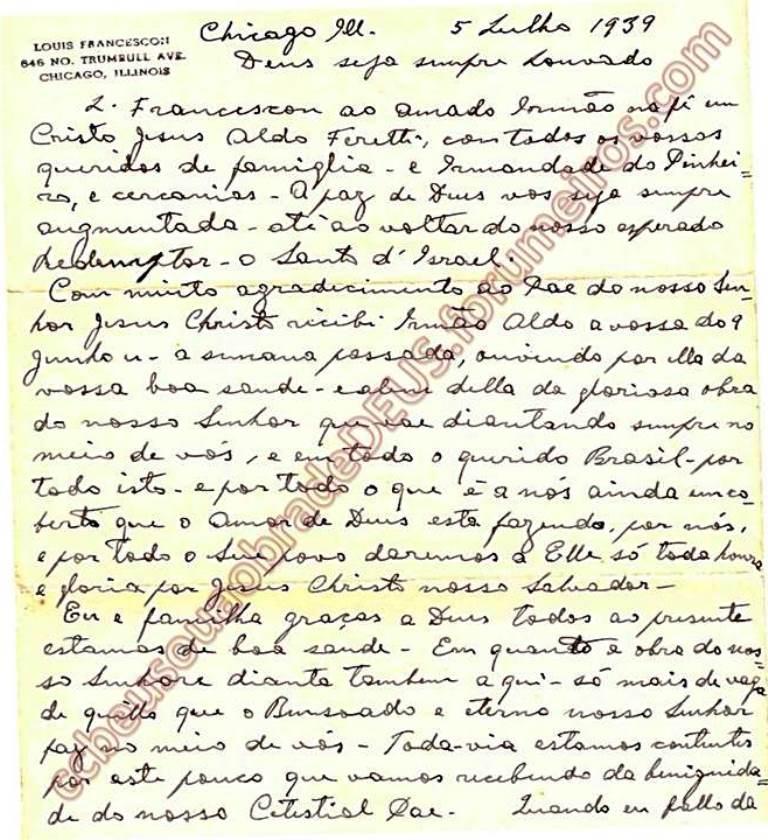 Ao irmão Aldo Ferretti, 03 de Julho de 1939 Carta_27