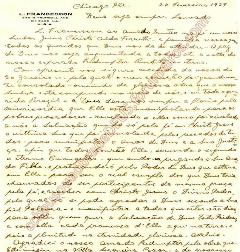 Ao irmão Aldo Ferretti, 22 de Fevereiro de 1939 Carta_35