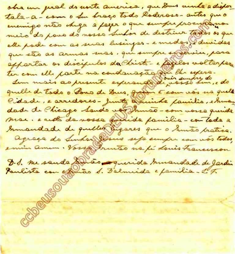 Ao irmão Aldo Ferretti, 22 de Fevereiro de 1939 Carta_37