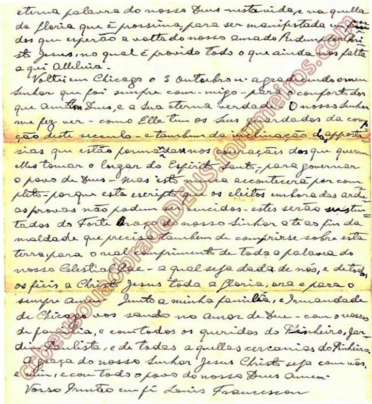 Ao irmão Aldo Ferretti, 16 de Novembro de 1938 Carta_46